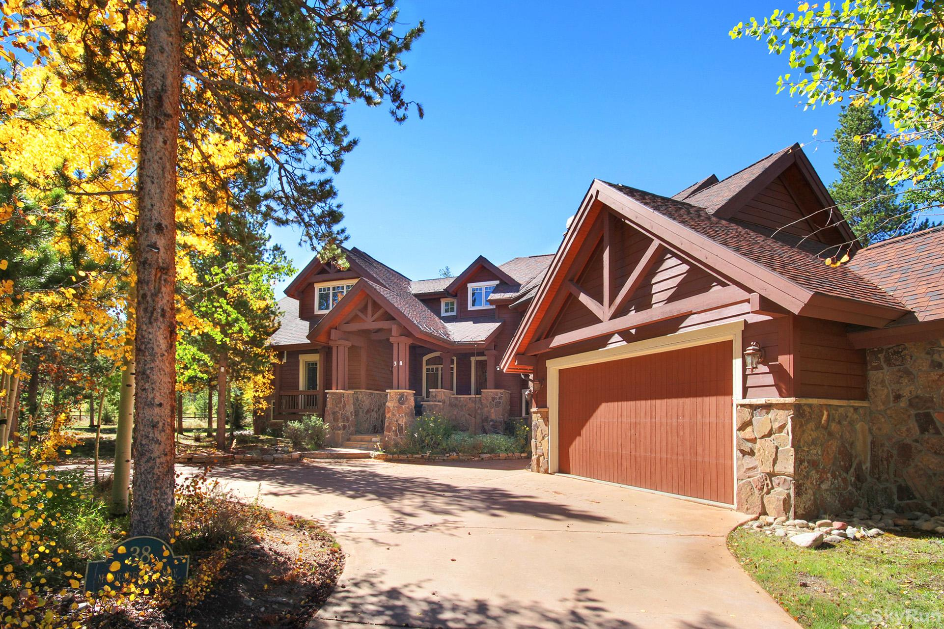 Marksberry Lodge Gorgeous luxury Breckenridge vacation home