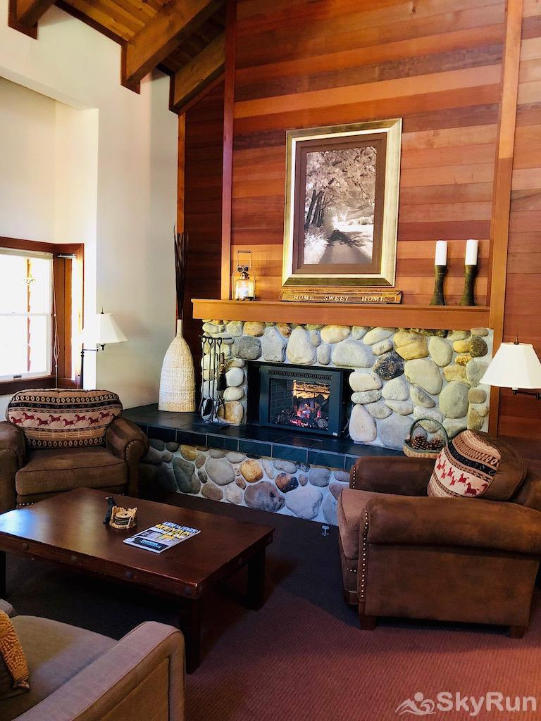 Luxury Lodgepole Home at Northstar Great Room
