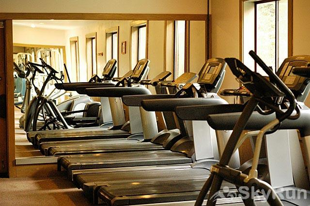 Northstar Luxury Lodgepole Retreat NPOA Recreation Center - Treadmills