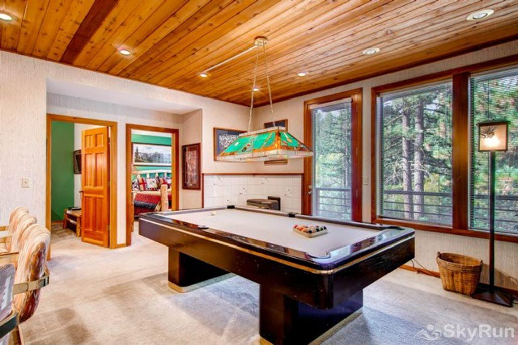 Bear Lodge at Northstar Family/Game Room - alt view