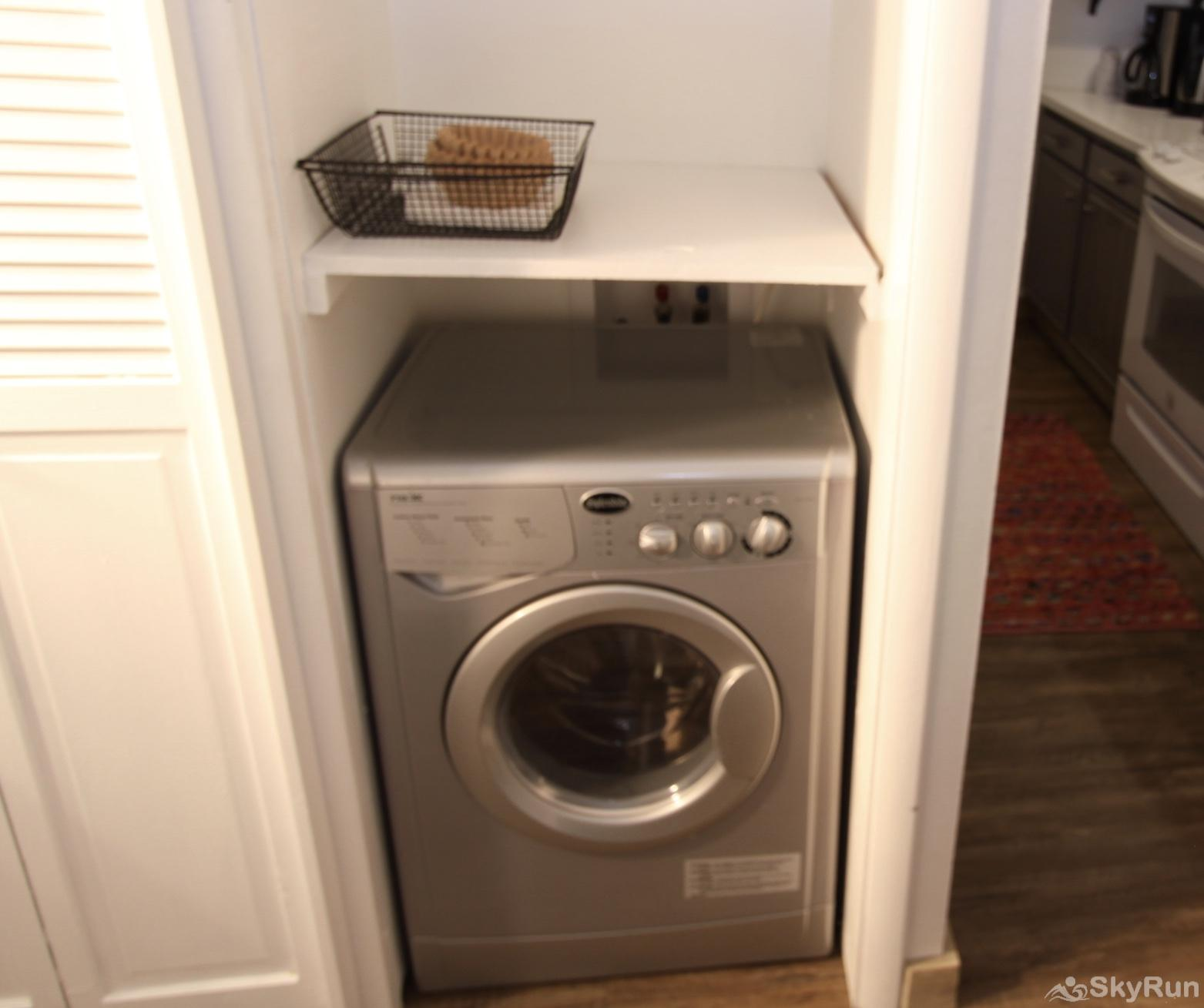 Meadow Ridge Court 4 Unit 5 Mini Washer and Dryer