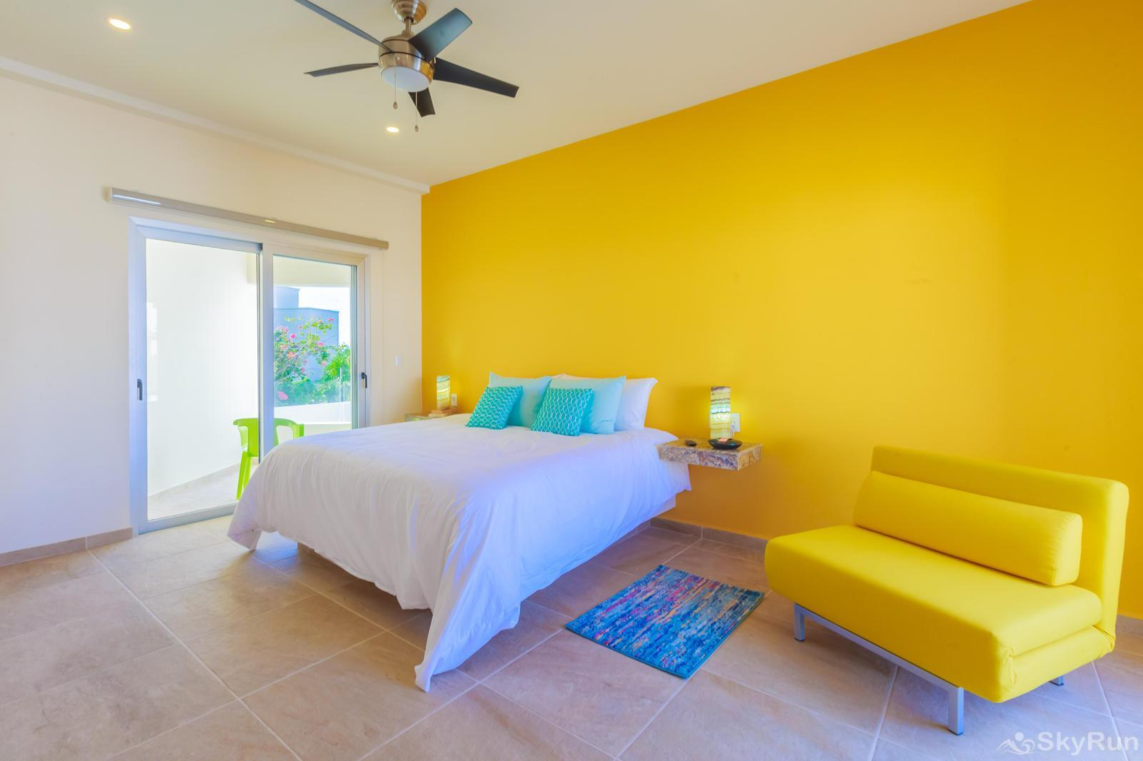 NEW and Unique Residencial Home Prime Location Isla Mujeres Bathroom Master Bedroom