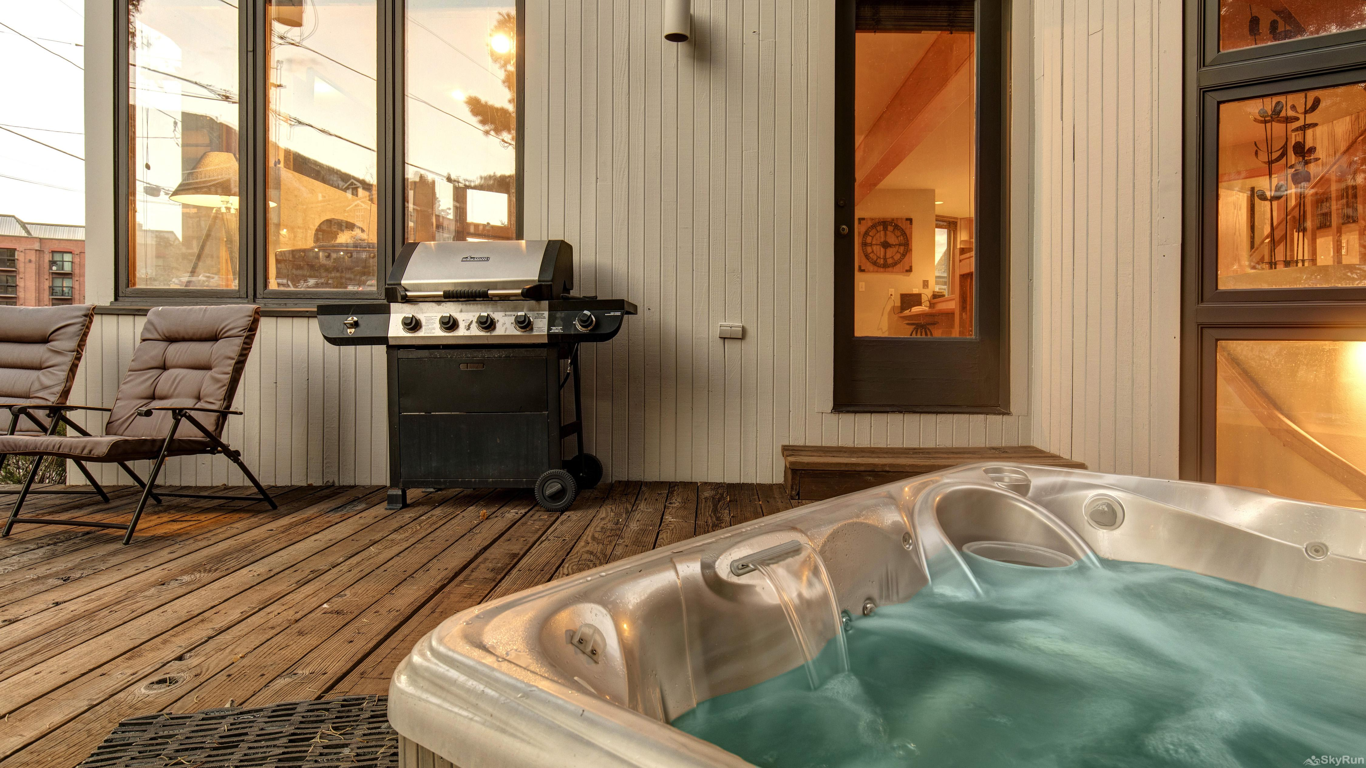 Empire Ski Chalet-Sleeps 14 Hottub and Grill