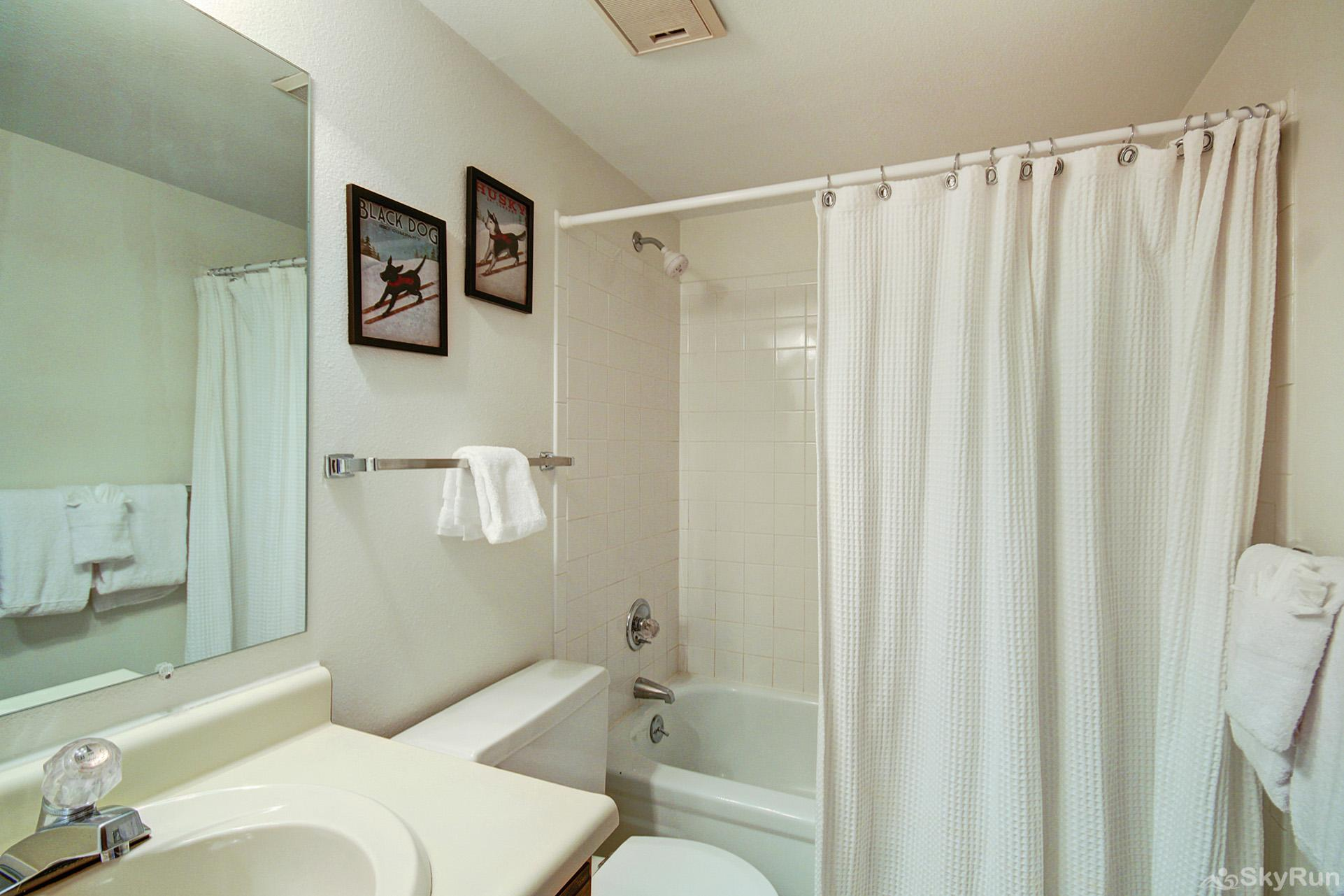 Tyra Summit A2E/F Additional hall bath with shower/tub combo