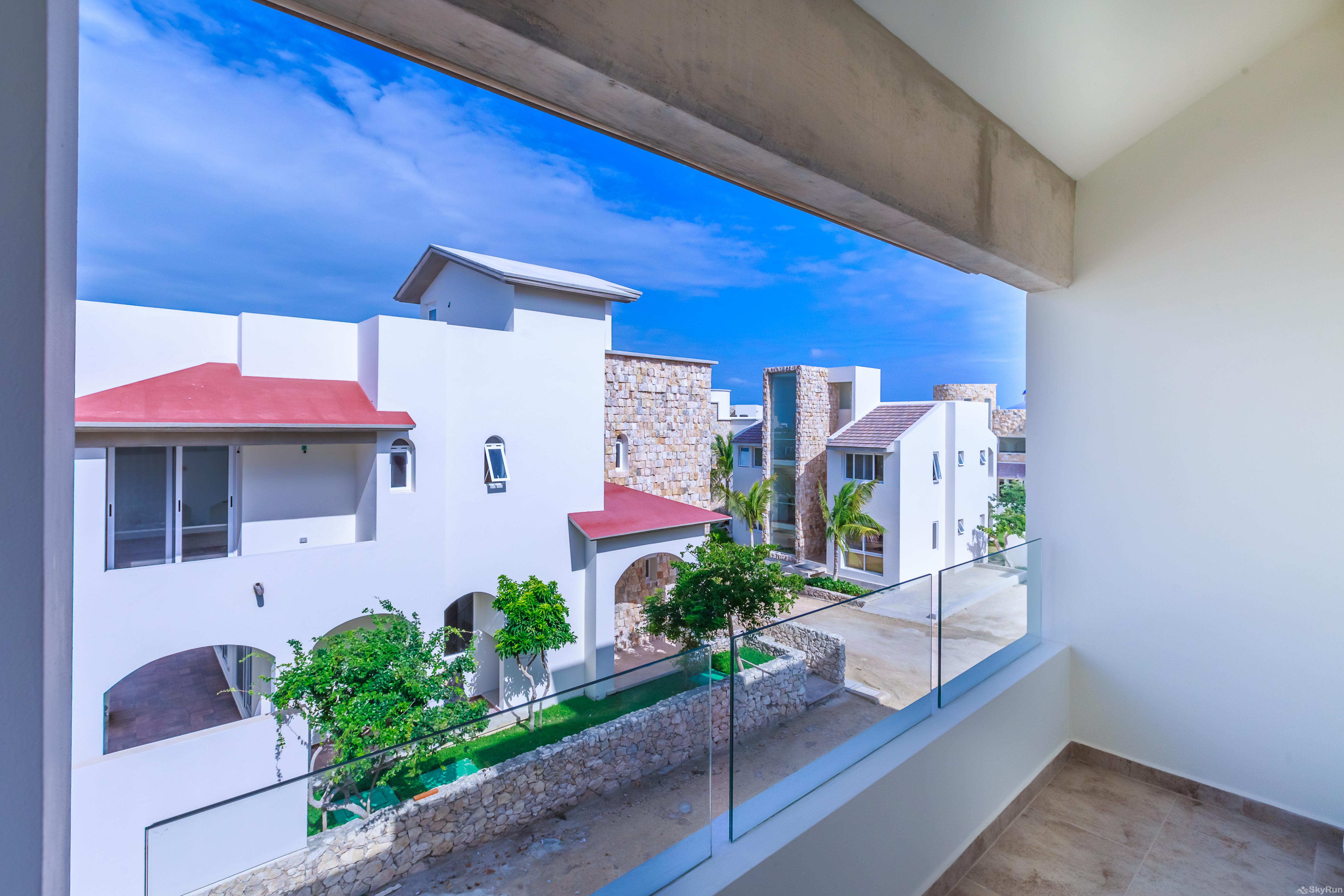 Casa Isla Bella Isla Mujeres Bedrooms with great views of Isla Mujeres