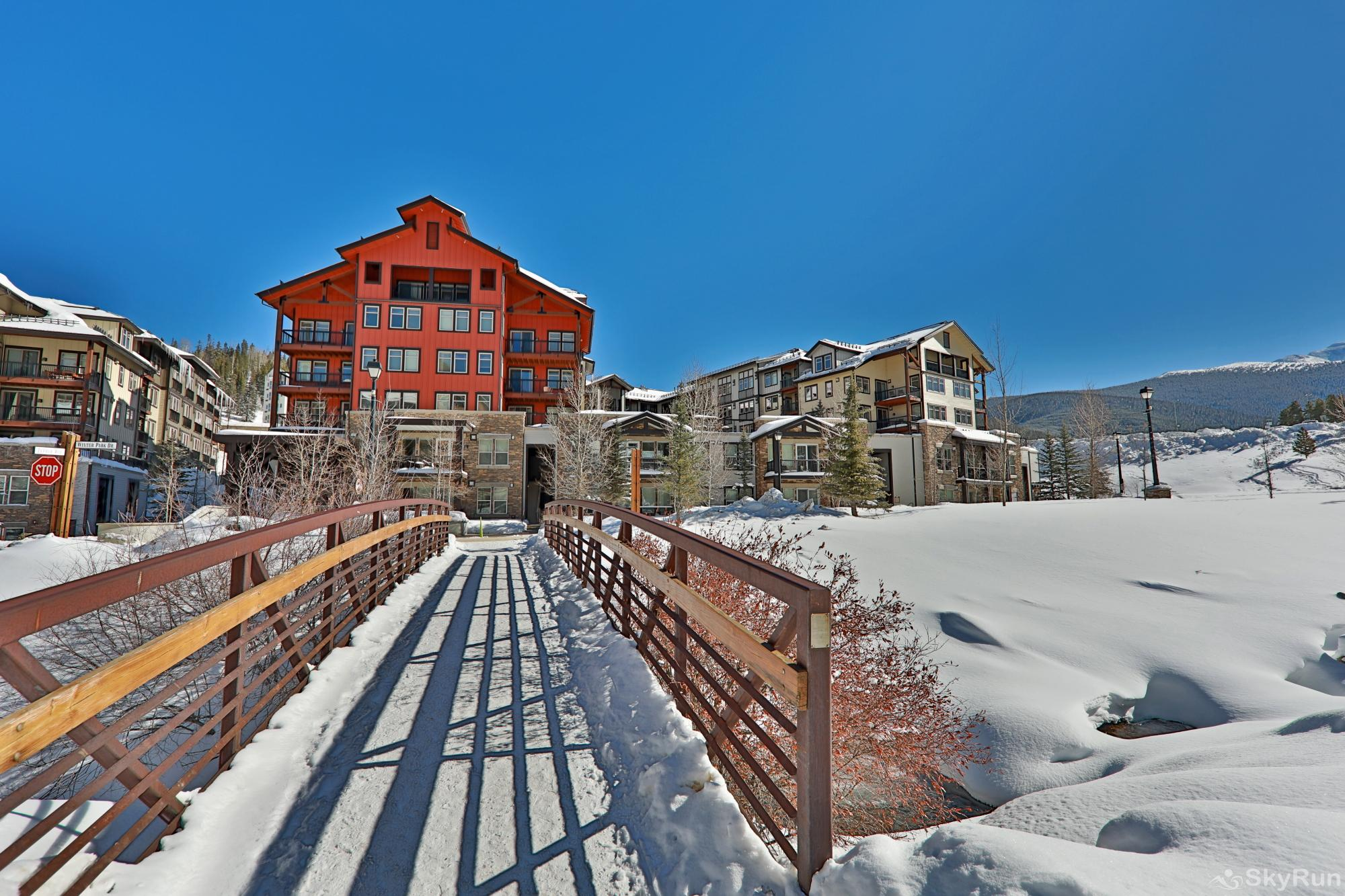 Founders 2 Bedroom Bridge to Slopes