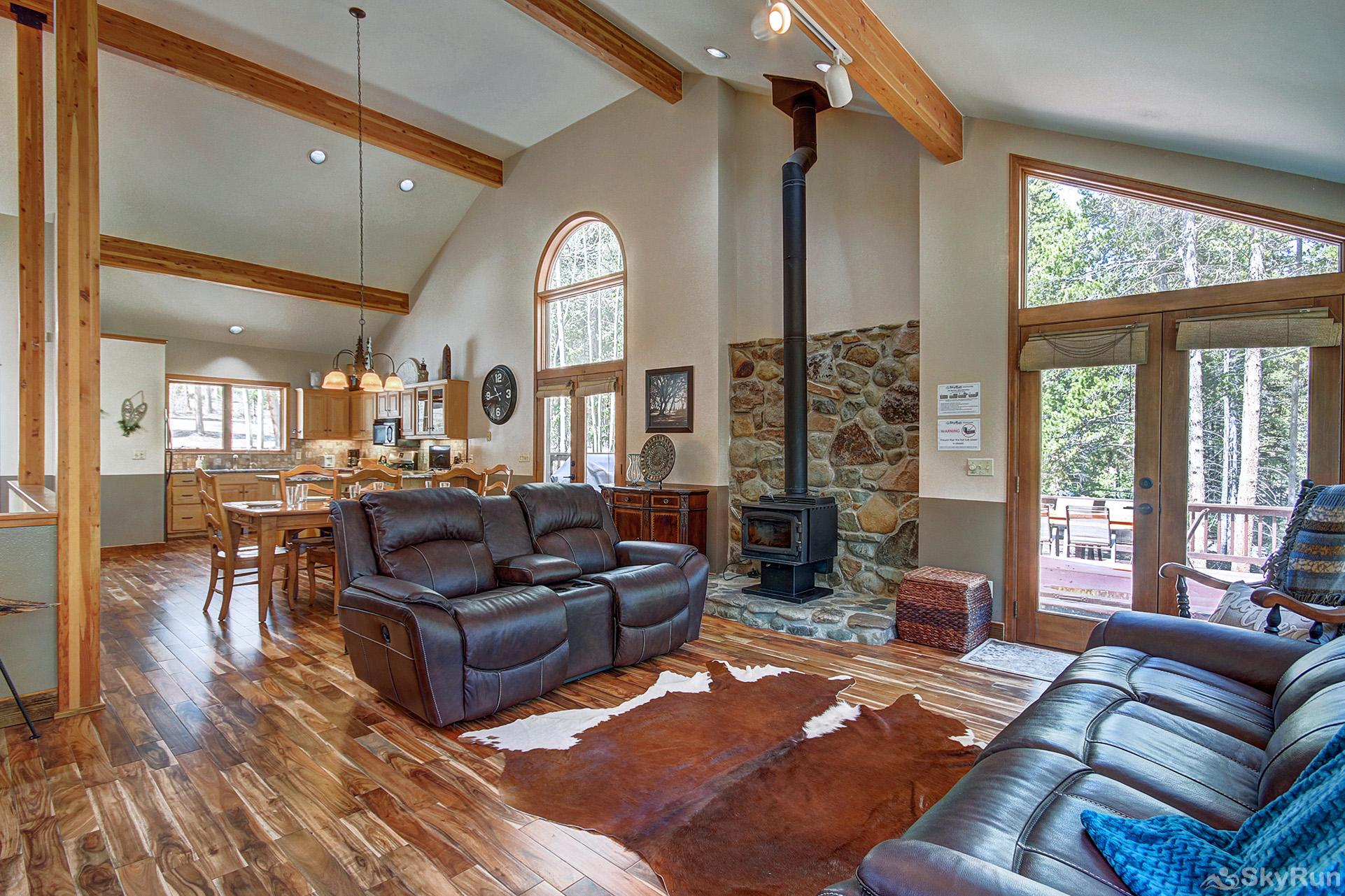 Aspen Heights Lodge Newly updated, spacious Breckenridge vacation home
