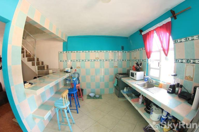 Picturesque 2 Bedrooms House in Isla Mujeres, Casa Chipotle.