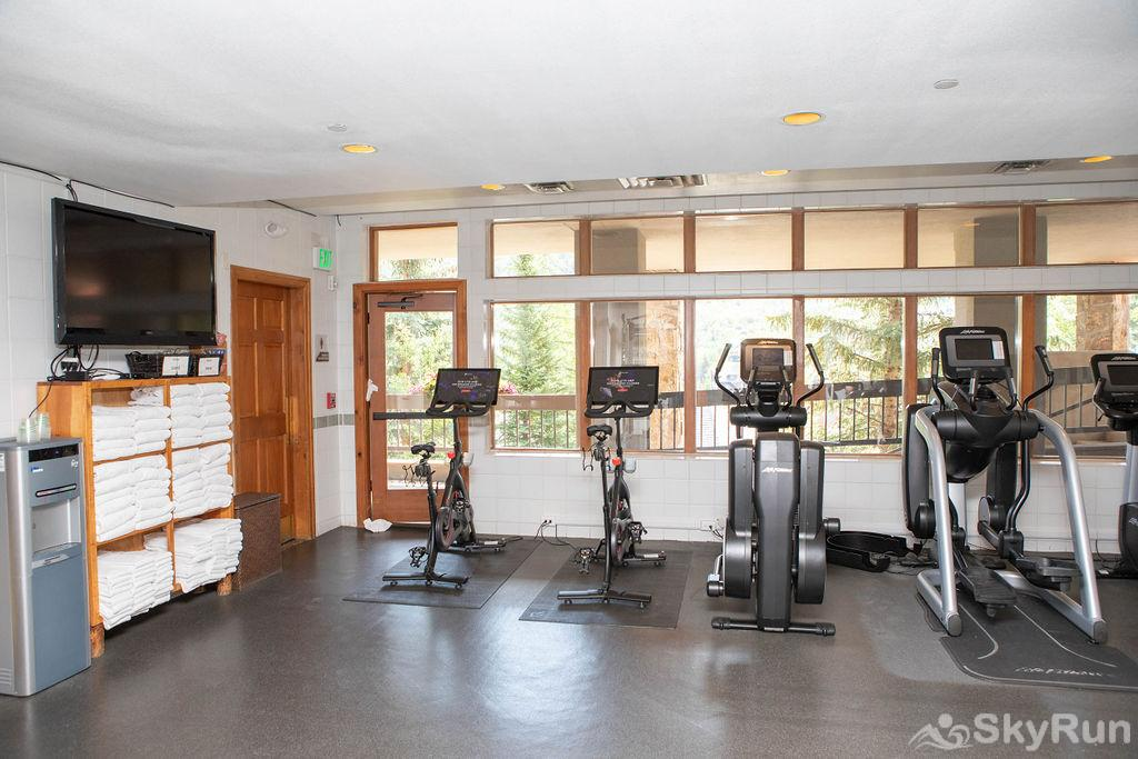The Pines Lodge TH3 Gym