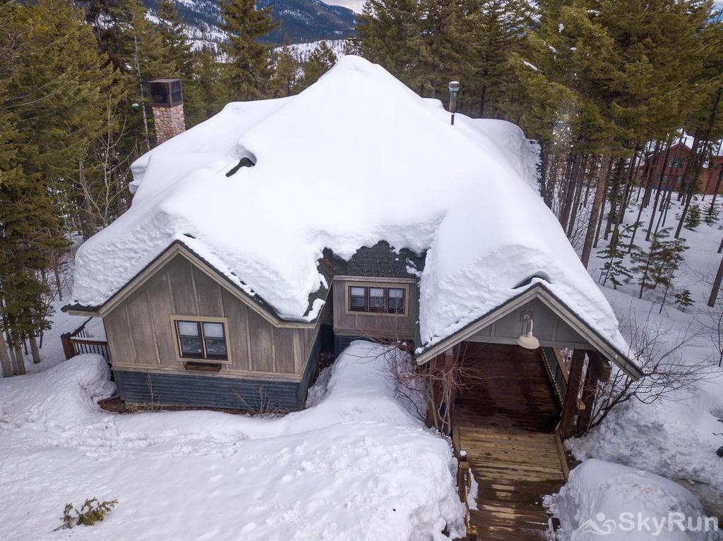 Whispering Pines Chalet Let it snow! Let it snow! Let it snow!