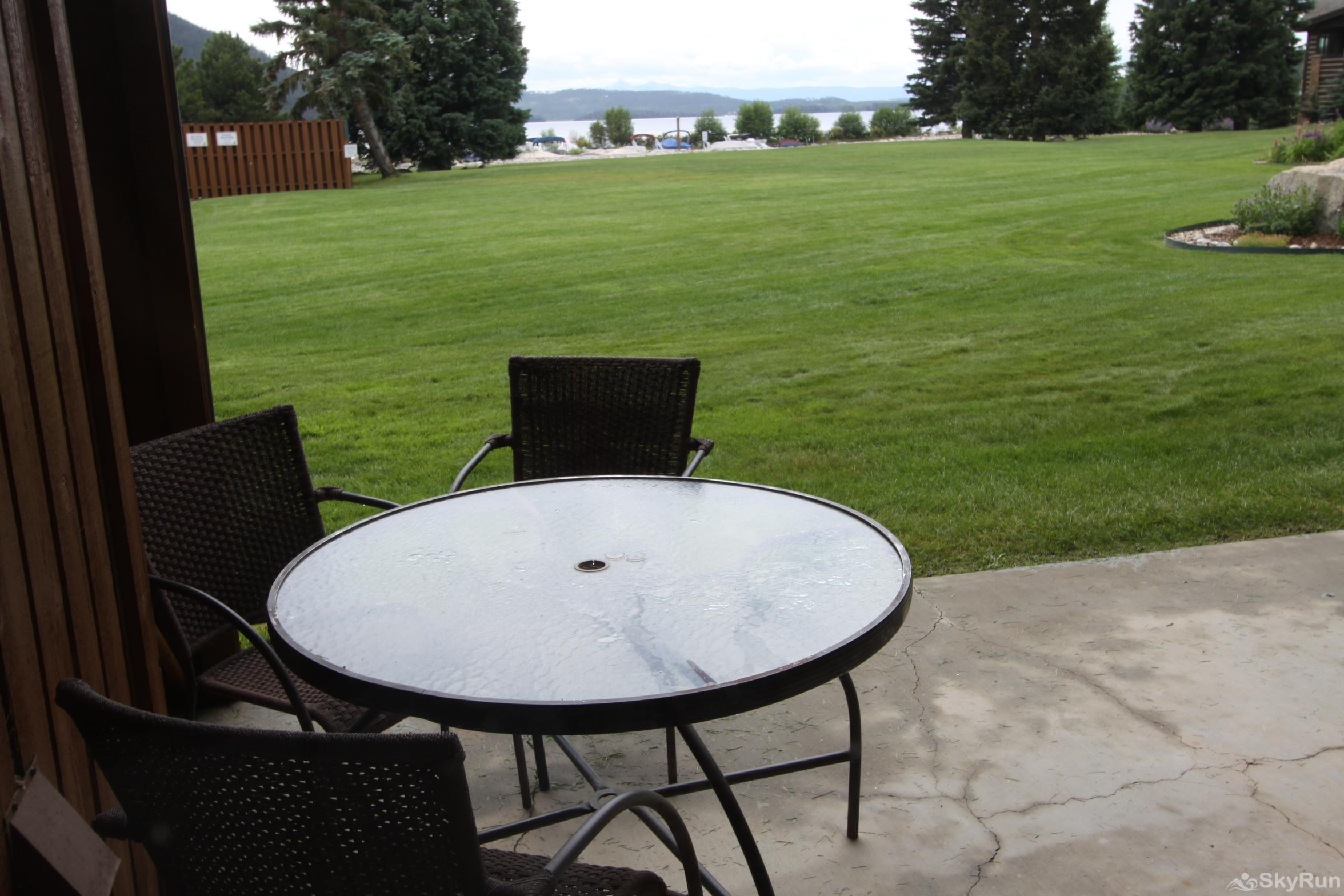 Shadow Mountain Yacht Club #2 Enjoy your Coffee overlooking the Lake and Mountain Views