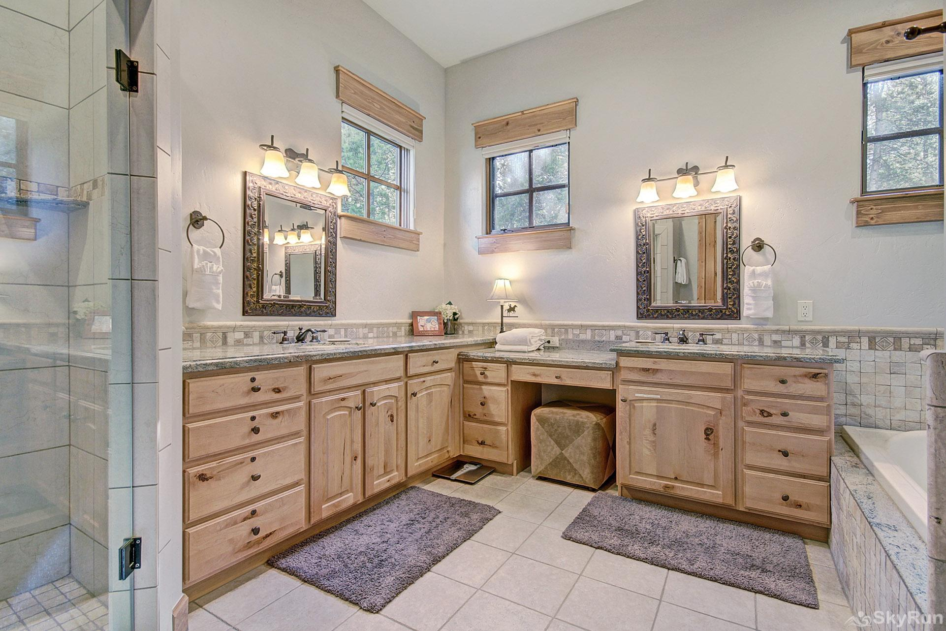 170 Elk Circle Master Ensuite Bathroom