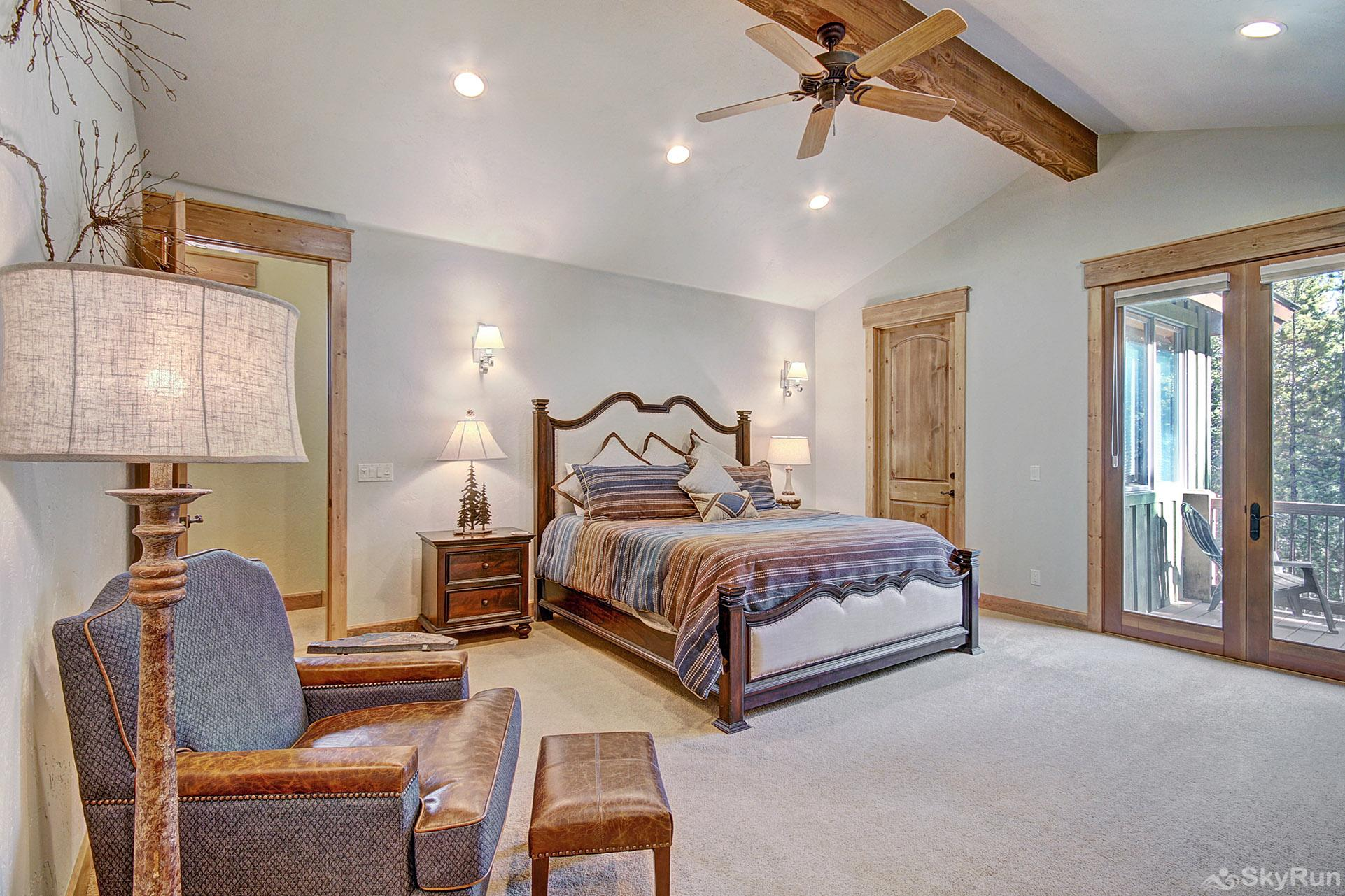 170 Elk Circle Master Bedroom