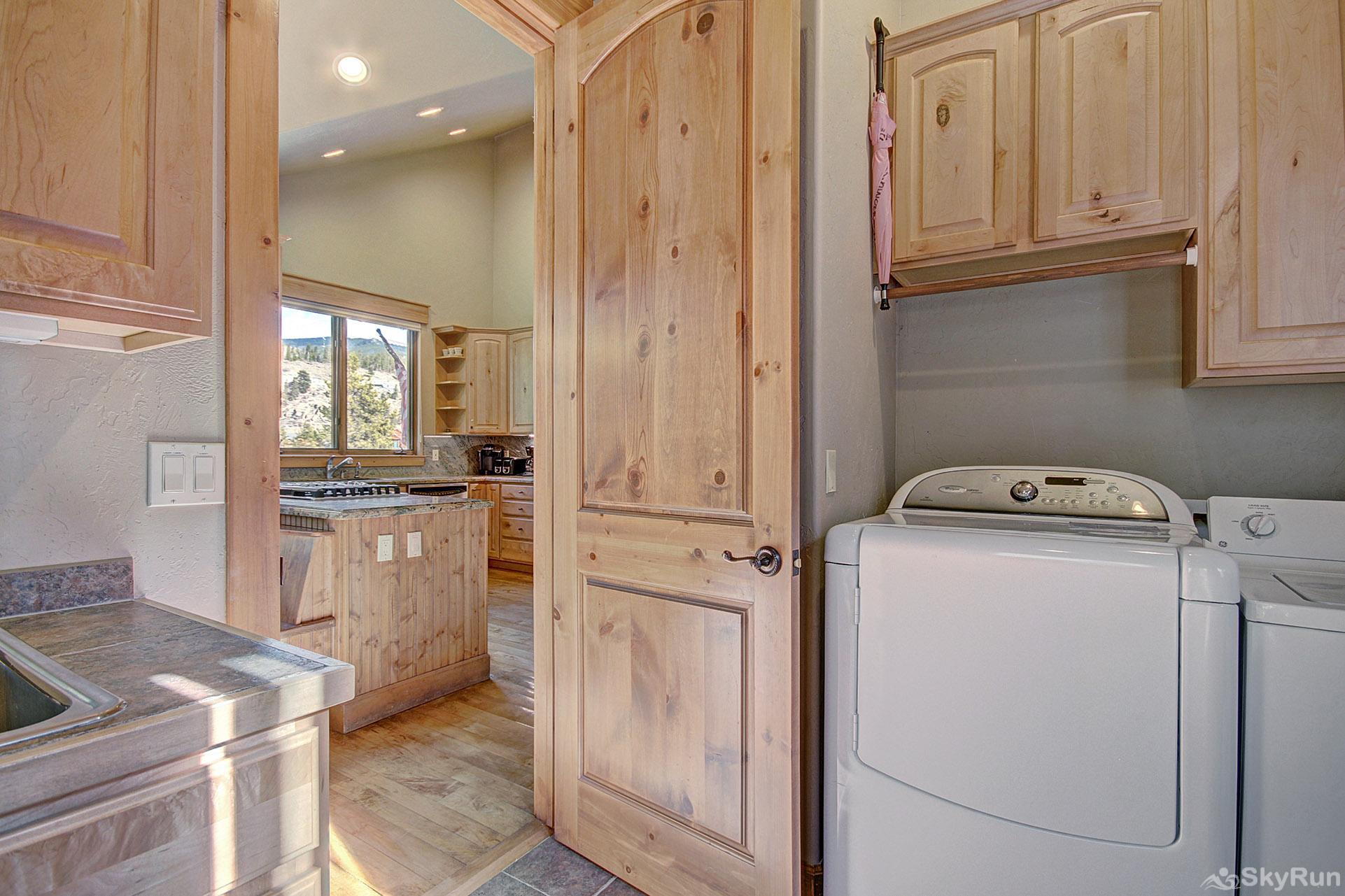 170 Elk Circle Laundry Room