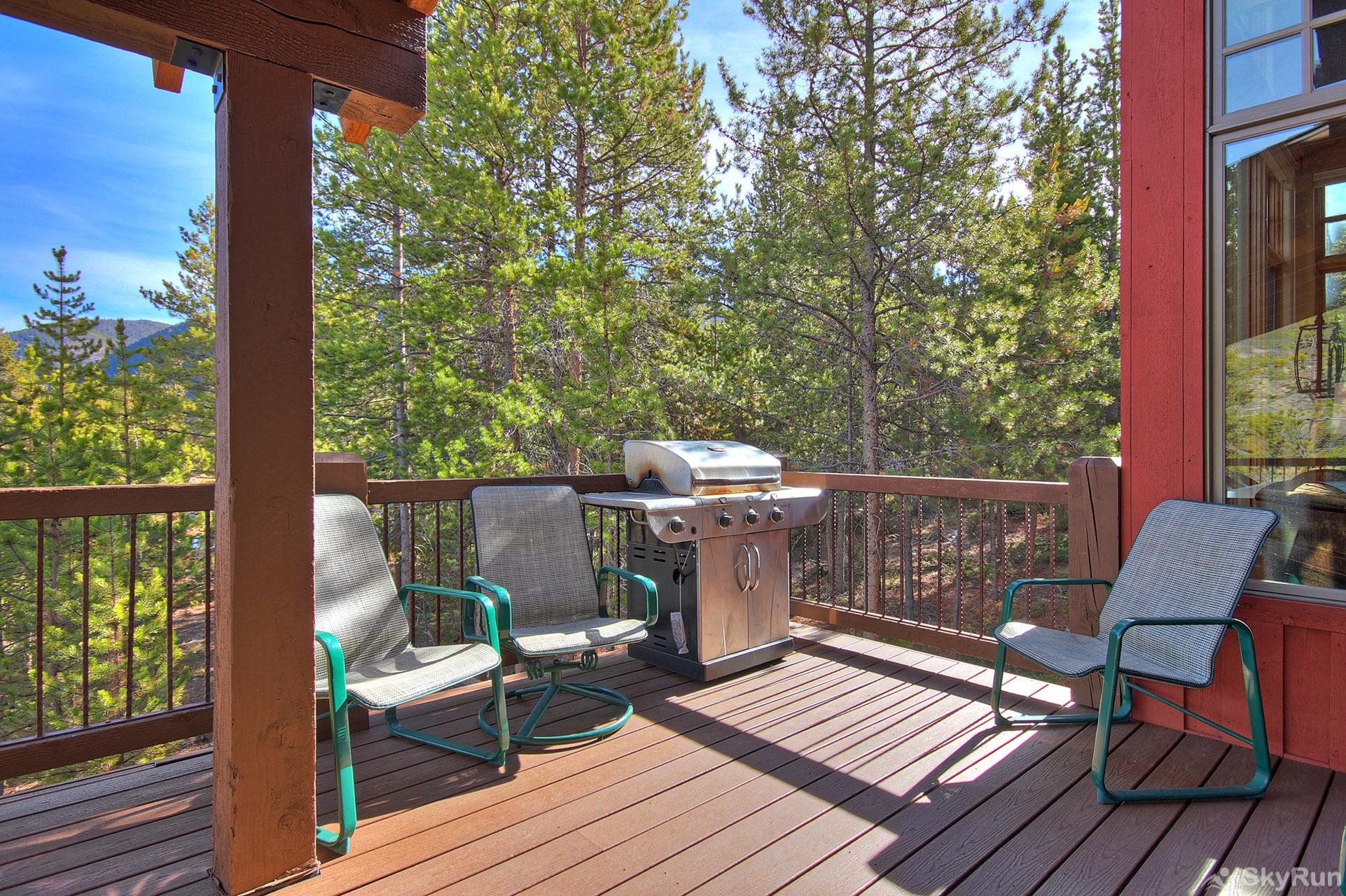 170 Elk Circle Back Deck