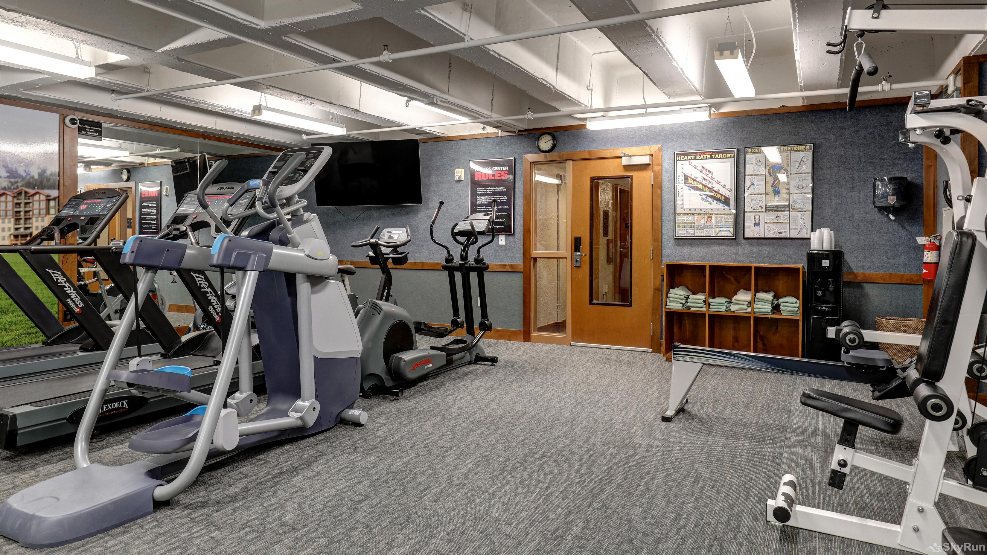 Sundial B505 Workout Room
