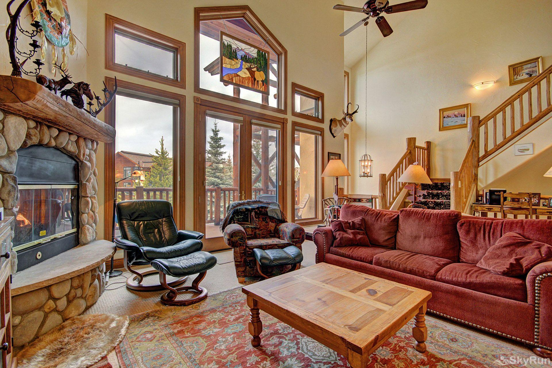 CrossTimbers 2784 Come and relax in this spacious living room.
