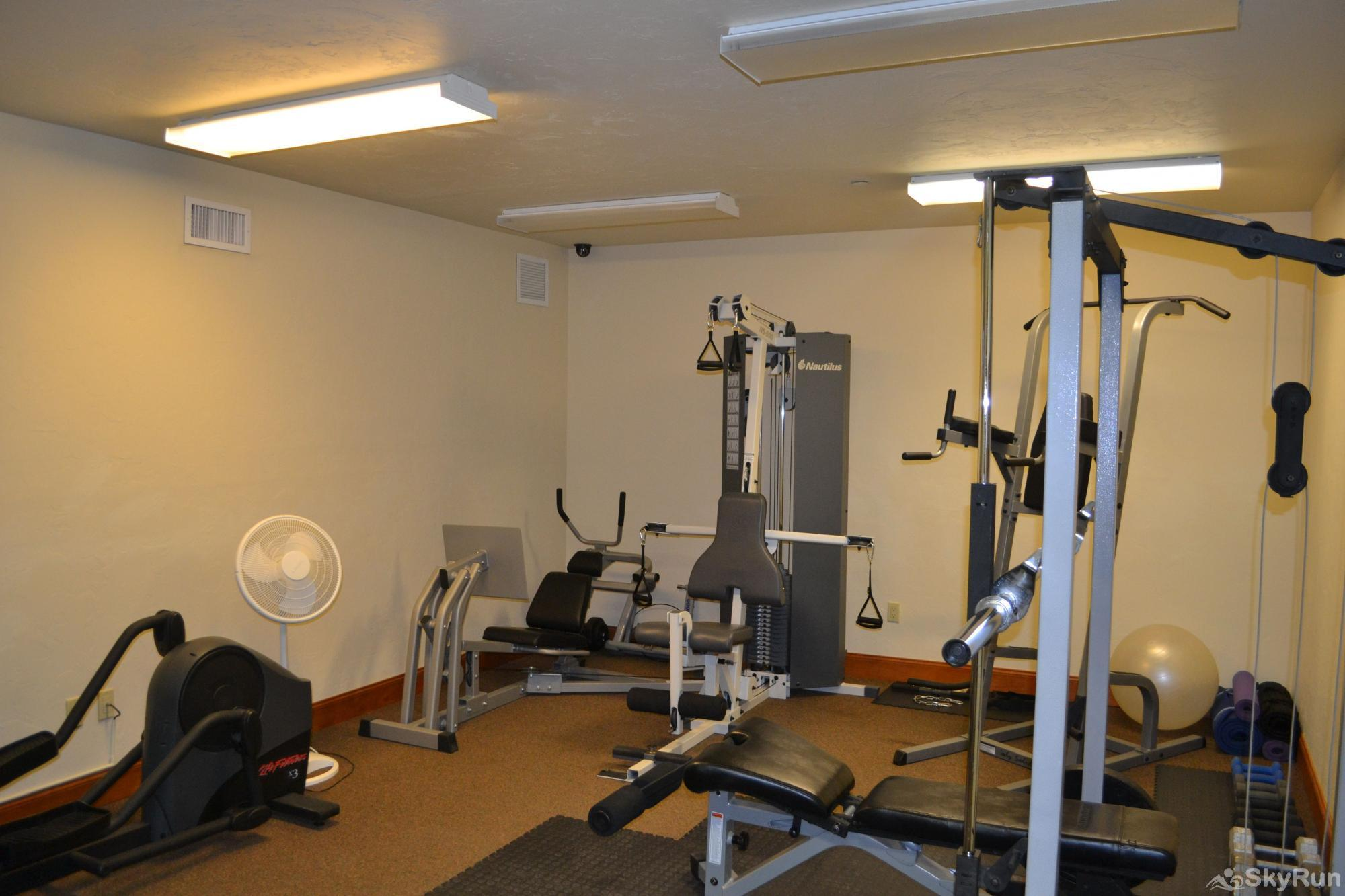 301 Oro Grande Work Out Room