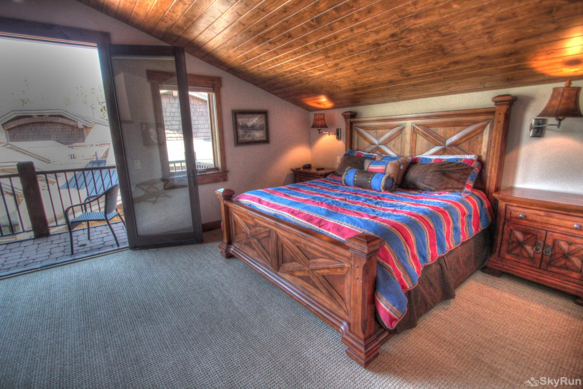 LR900 Mont Blanc in Lewis Ranch Second Master Bedroom