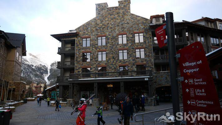 TM525BR1 Tucker Mtn Lodge Center Village Shopping