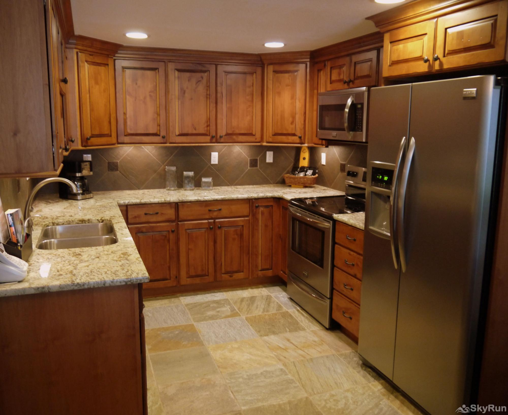 WH107 Wheeler House Granite Counters