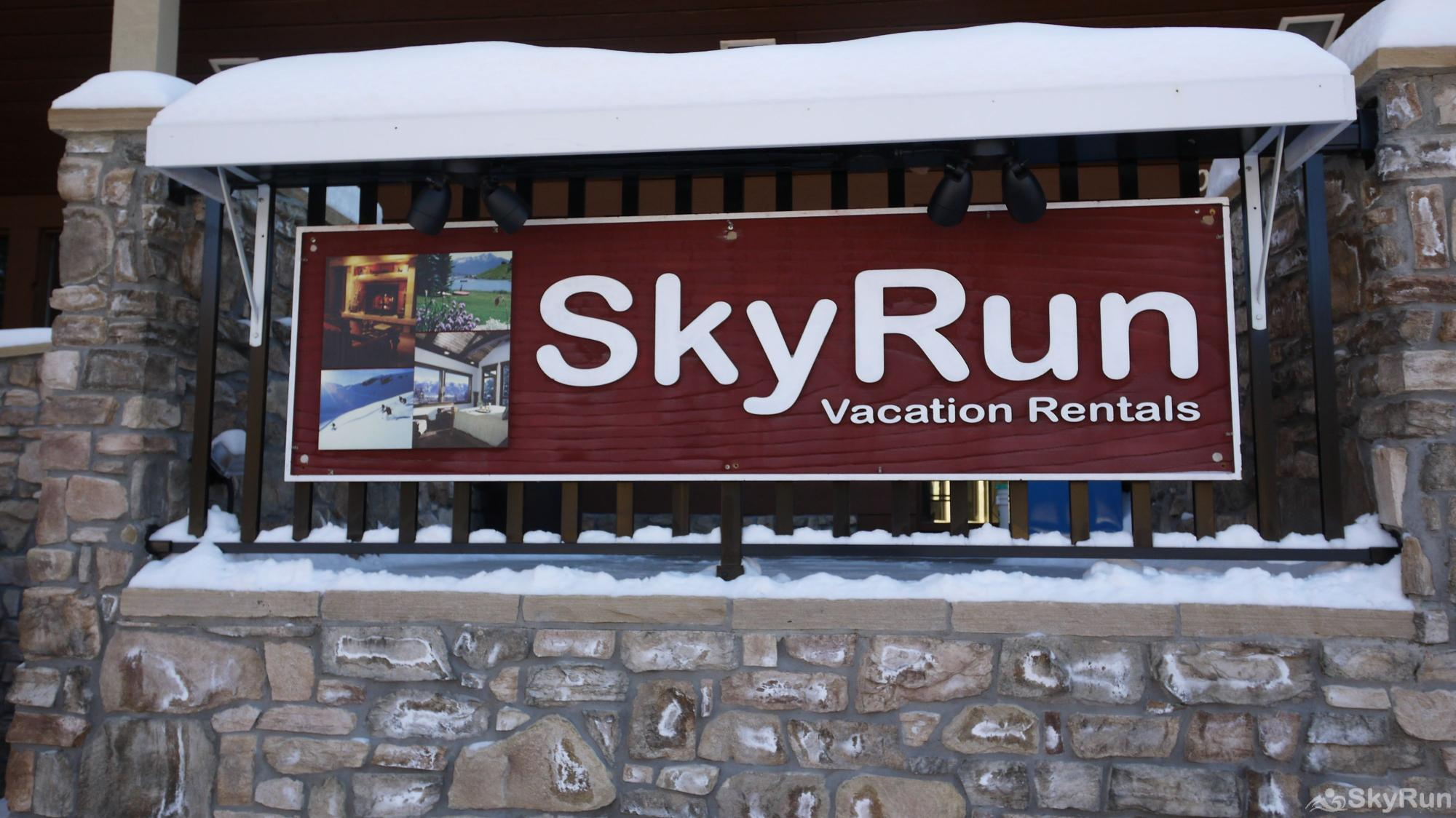 SH504 Summit House Thank you for choosing SkyRun!