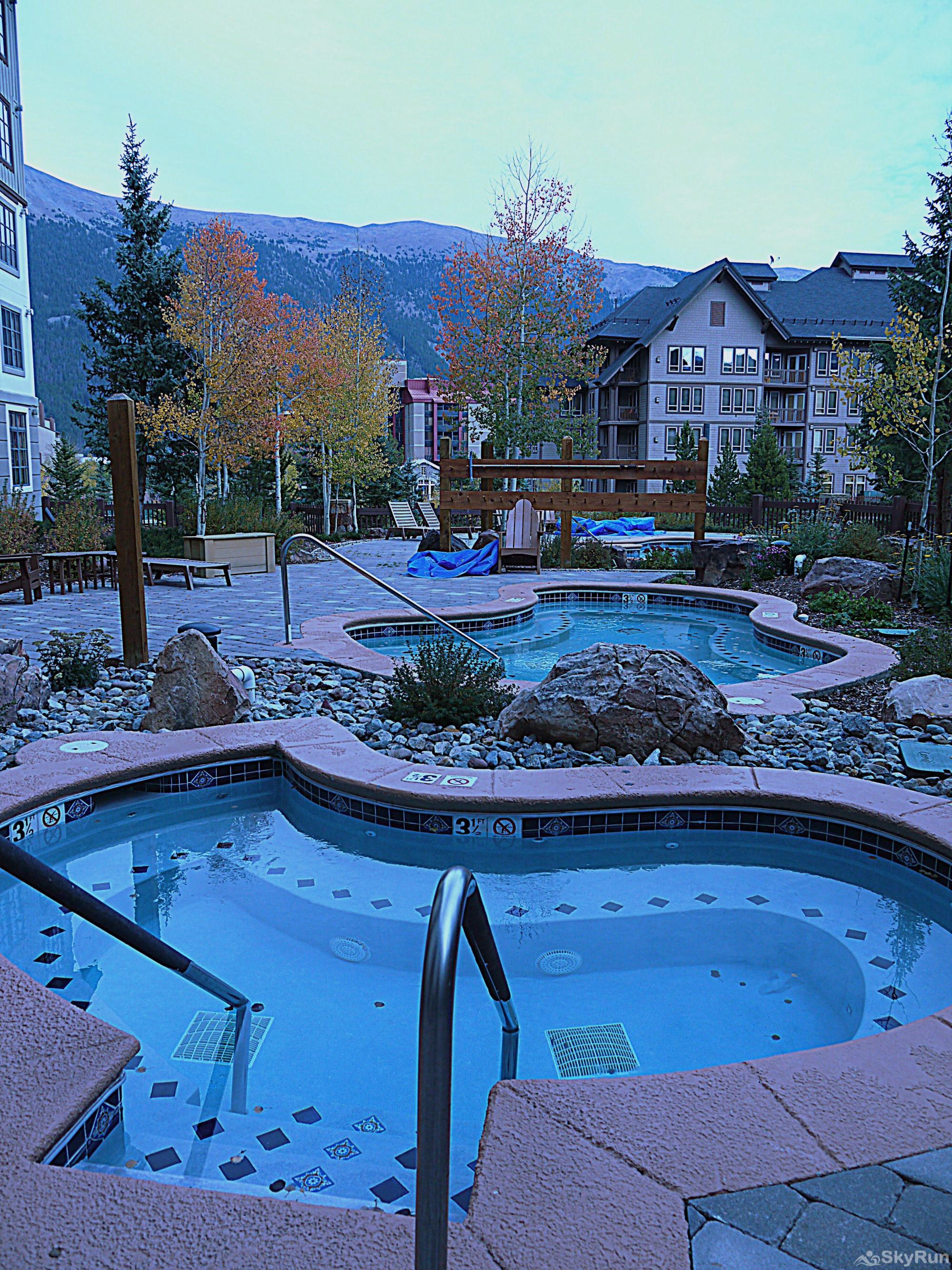 PP502 Passage Point Hot Tubs