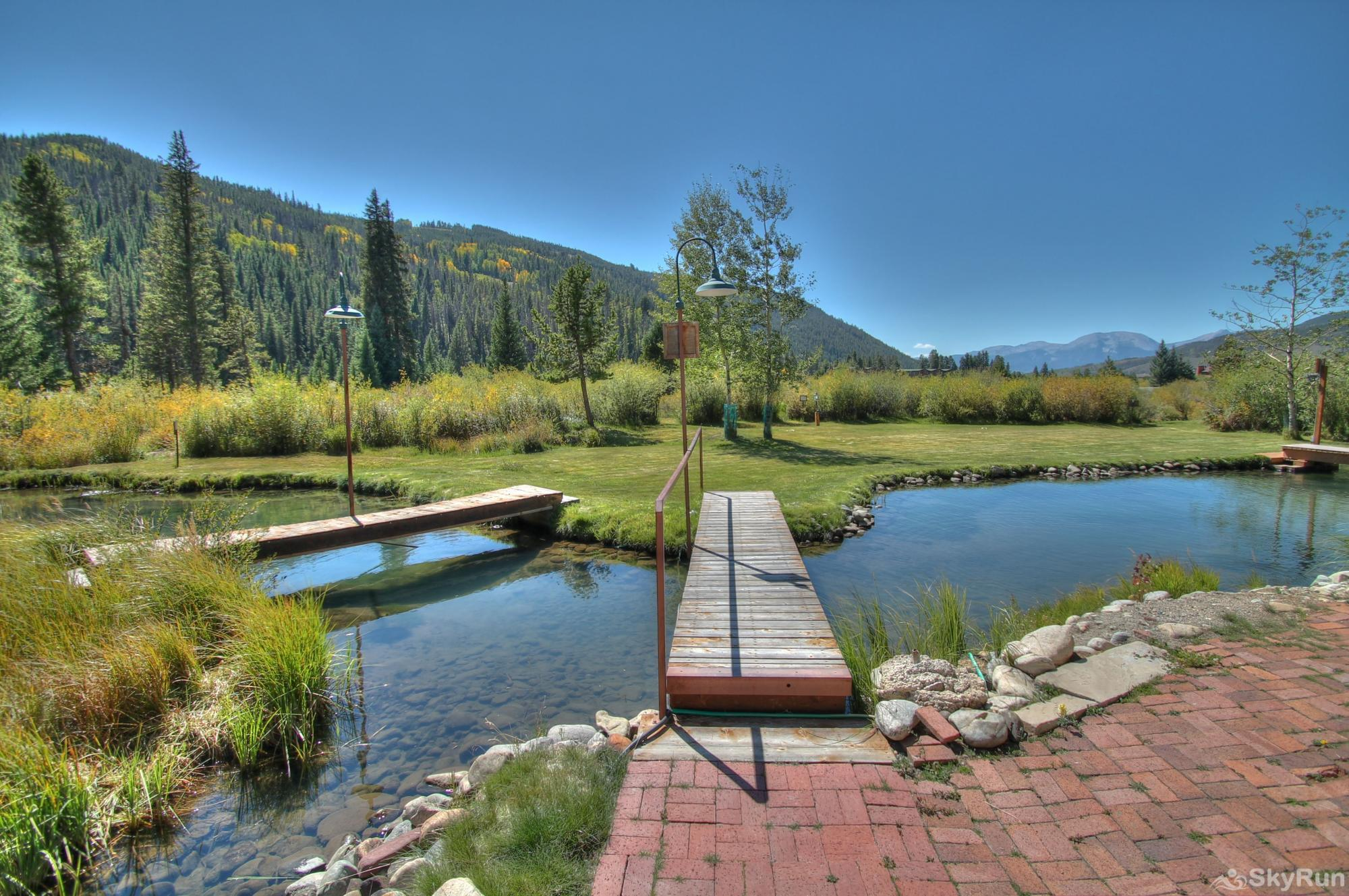 202 Mill Creek (72 River Run Road) Mill Creek Fish Ponds