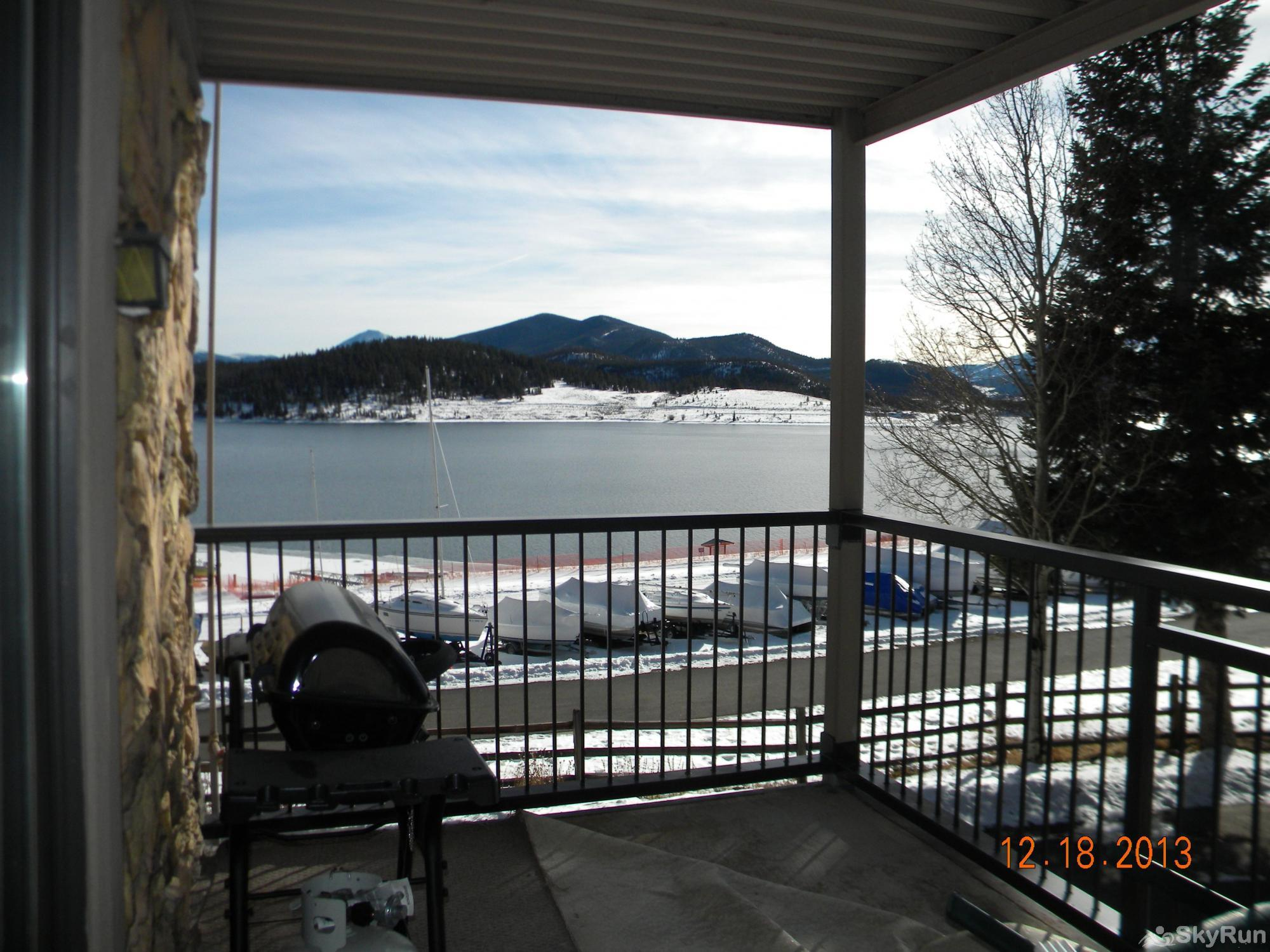 A208 Lake Cliffe Condos  2BR 2BA BBQ on deck with views