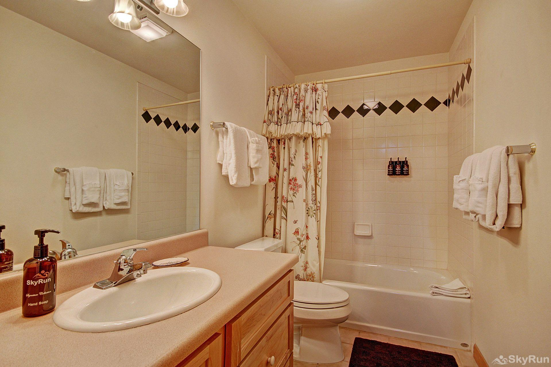 Sauterne Sanctuary 3BR 3BA Guest Bathroom