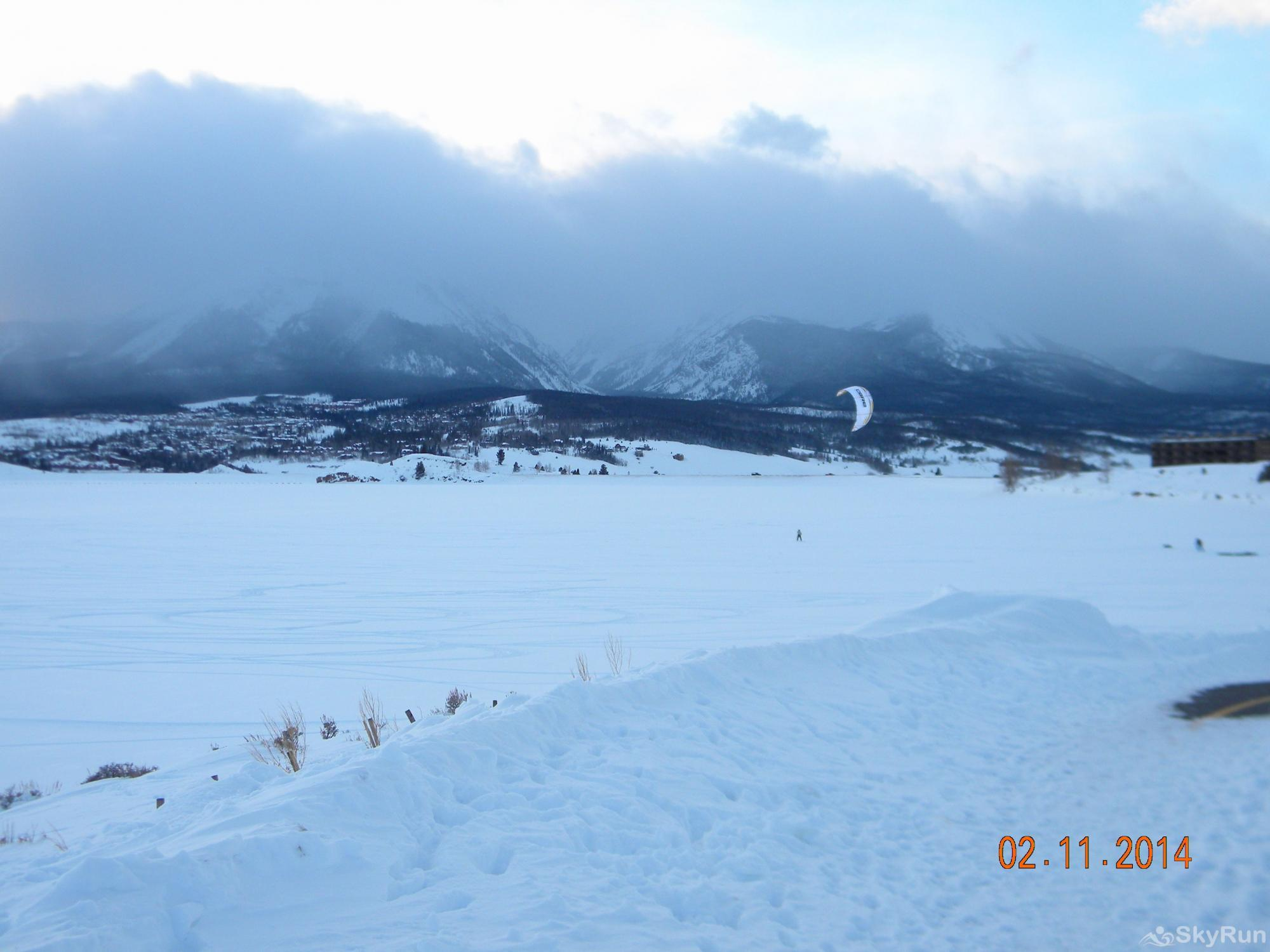 315 Woodbridge Winter activities on Lake Dillon