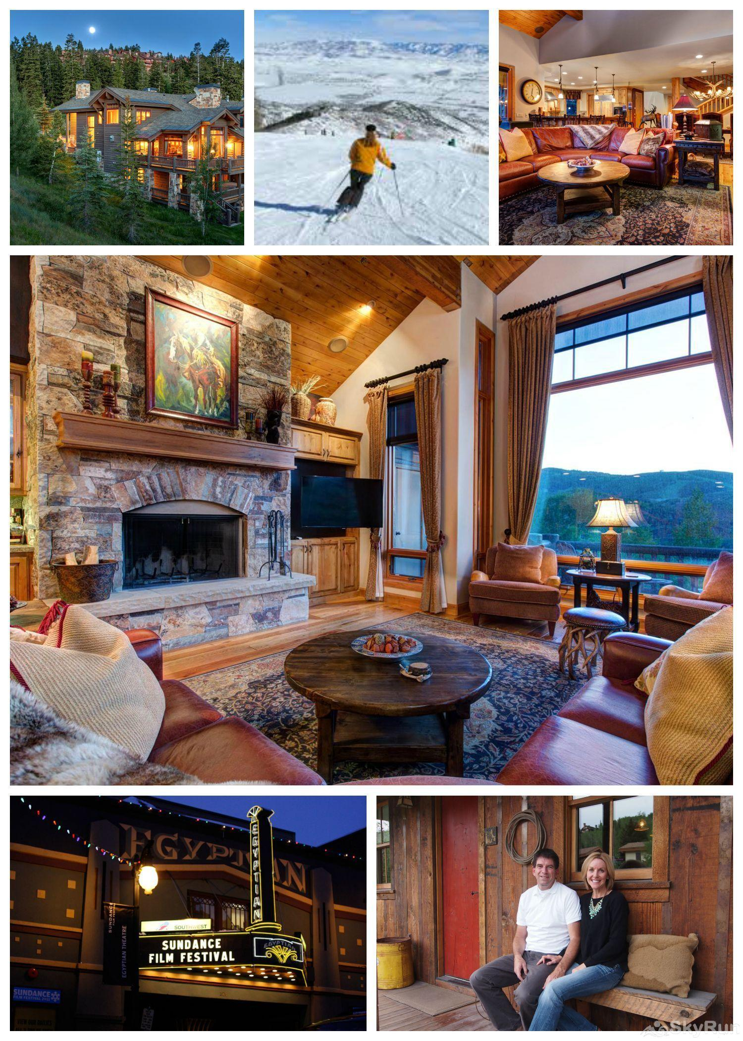 SnowCrest Cabin Best of Park City