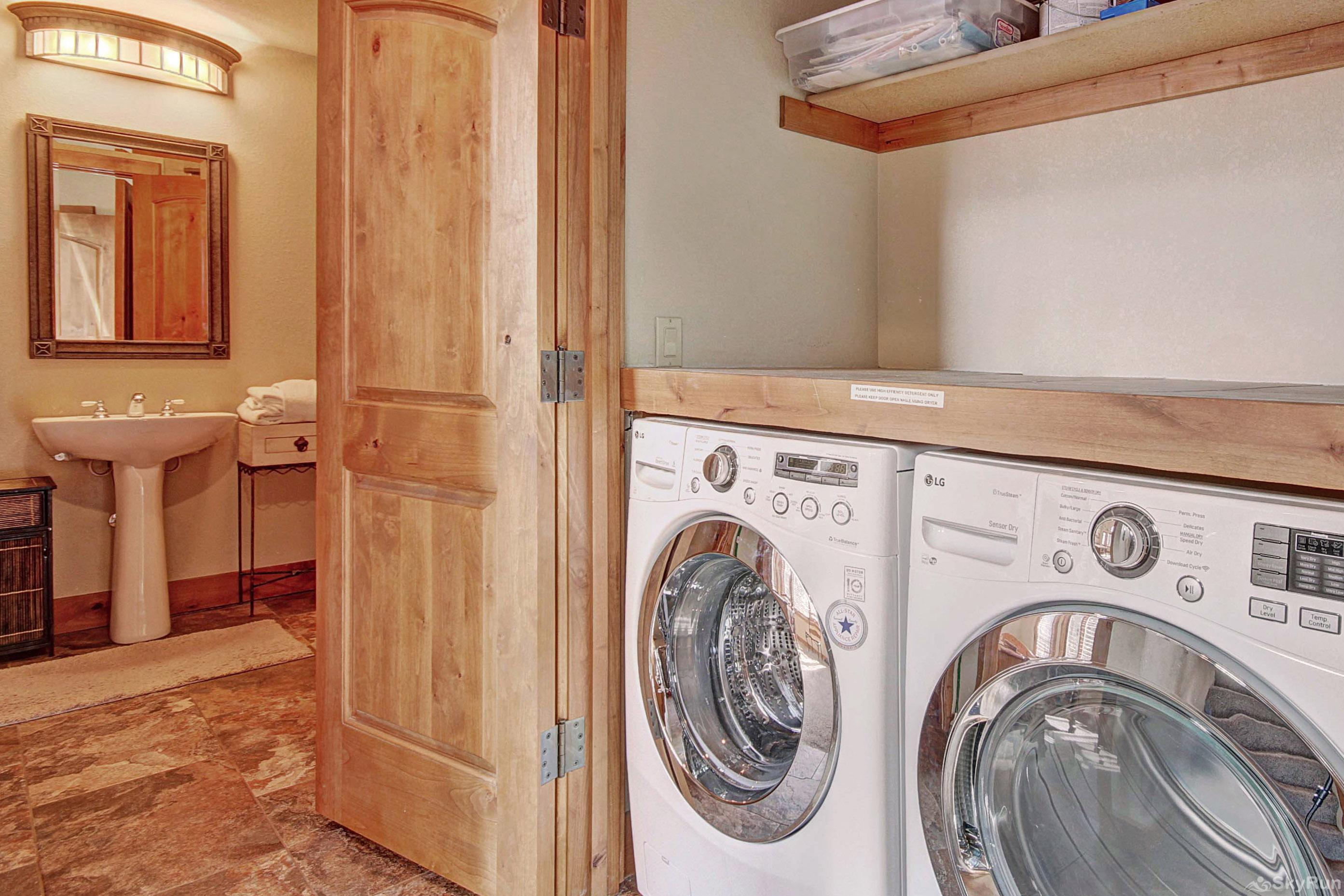 18 Autumn Brook Laundry Room