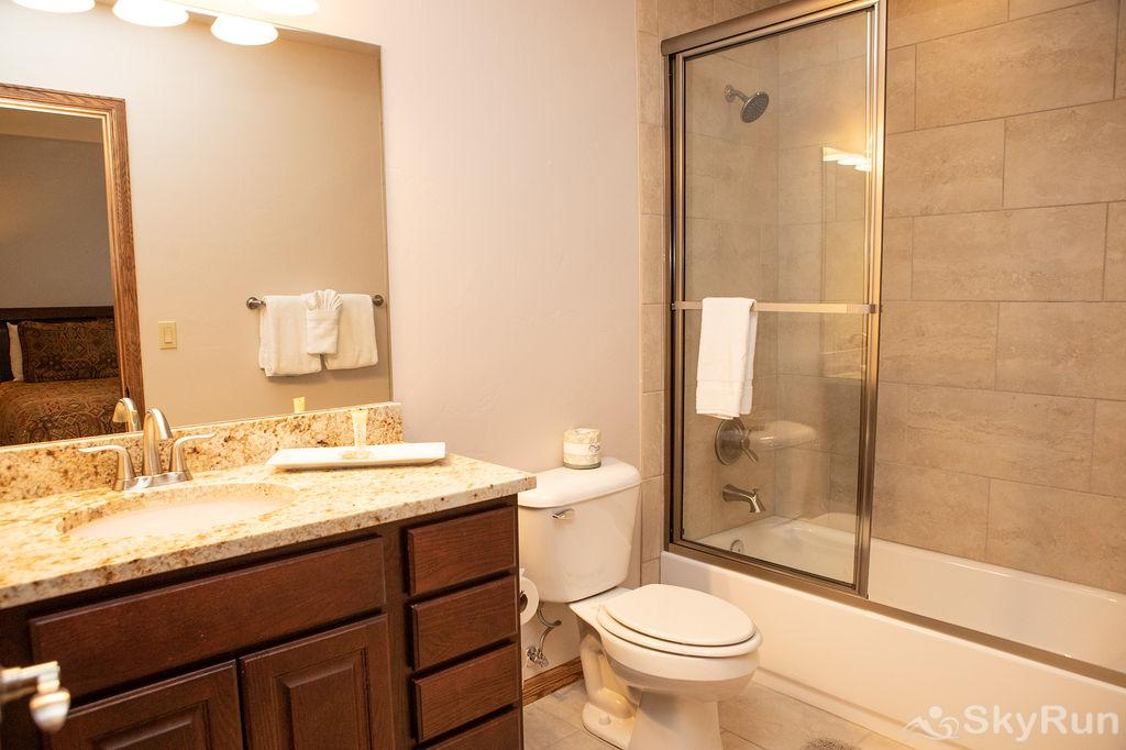 6 Chambertin Townhomes Downstairs guest bathroom