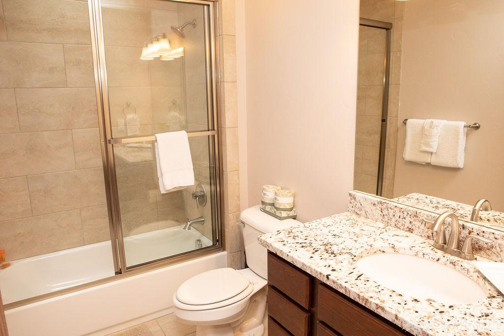 6 Chambertin Townhomes Guest Bathroom 2