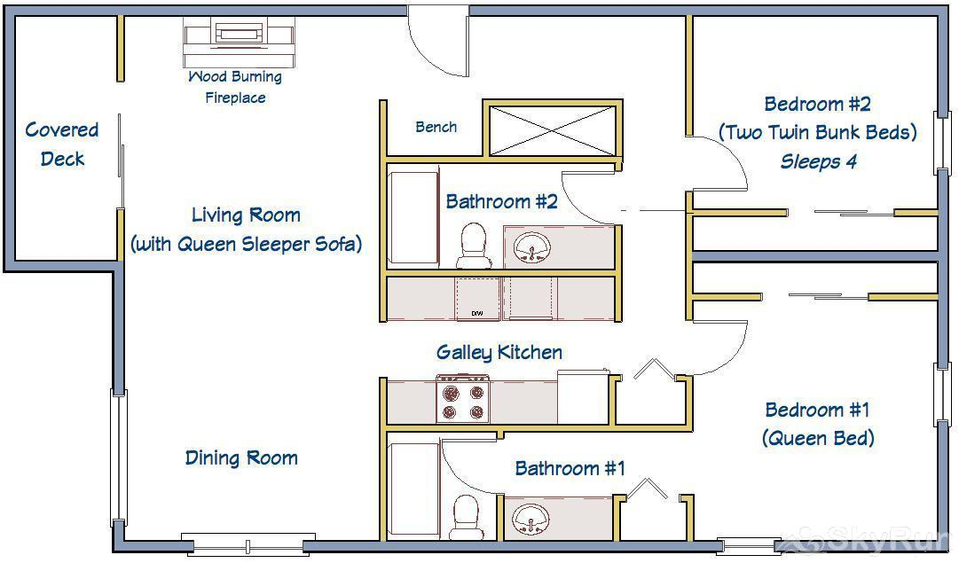 Andorra 9 Floor Plan