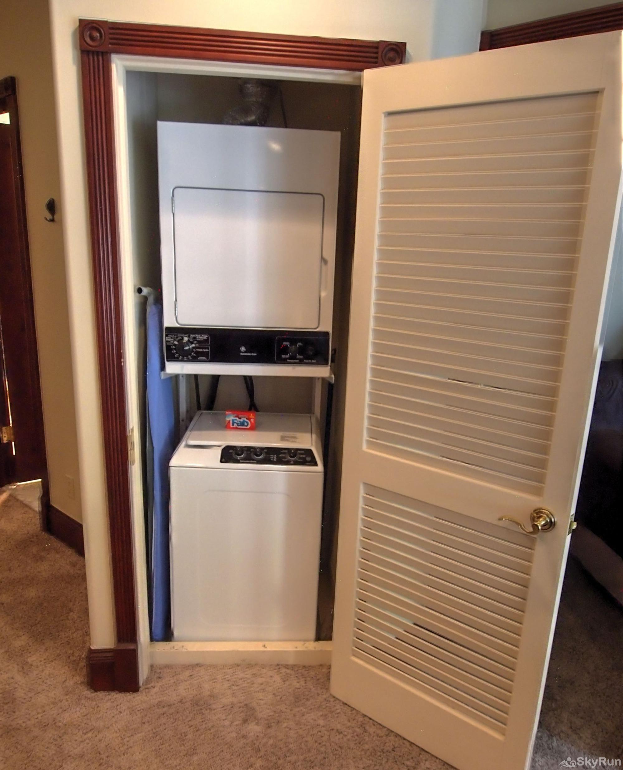 Ballard House 207A 2BR Washer / Dryer