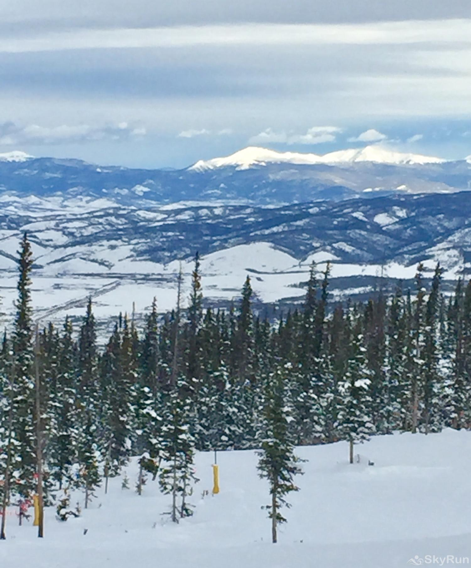 Snowblaze Athletic Club -A11 Amazing view from Winter Park Resort