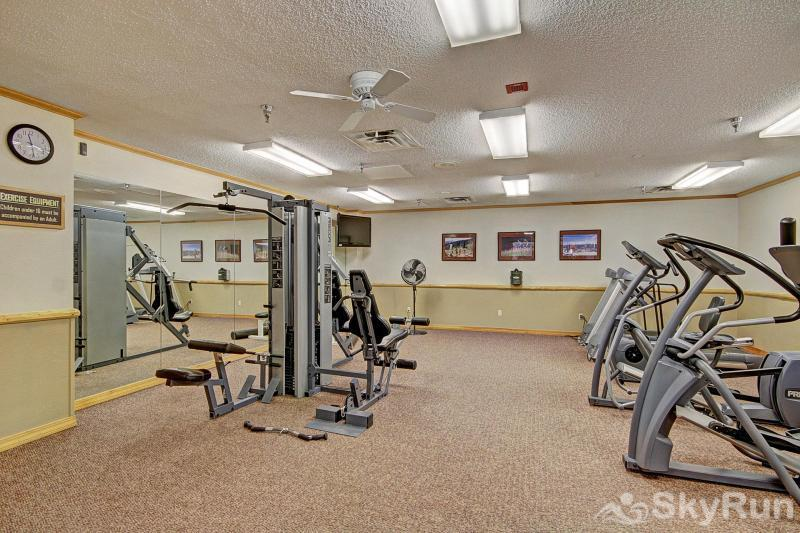 Village at Breck Studio 4310 Workout Facilities