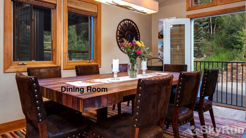 1018 Lowell Lookout Dining Room