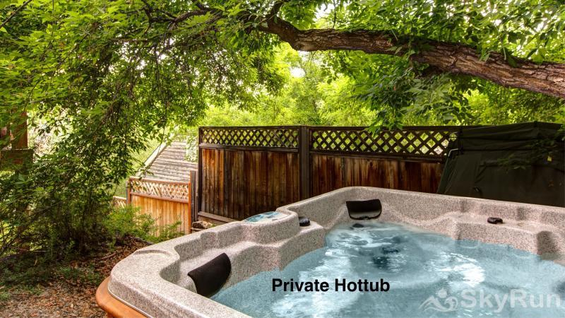 1018 Lowell Lookout Private Hotub