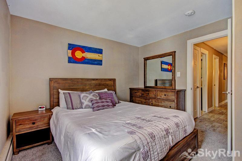 Peak 8 Village E35 Bedroom #2