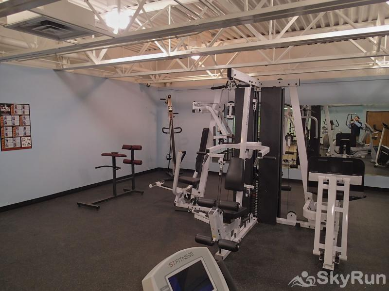 Snowblaze Athletic Club Studio Gym
