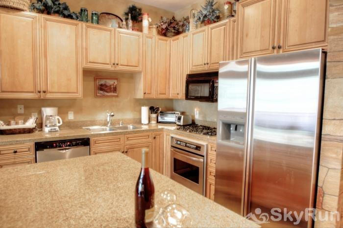 3056 The Timbers Stainless Steel Appliances