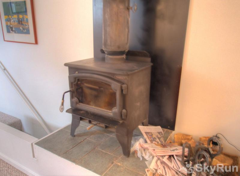 19 Village Run Woodstove to keep you warm