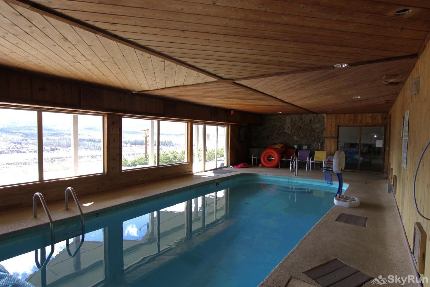 113A WPTC - Cranmer Rd Indoor Pool with a view!