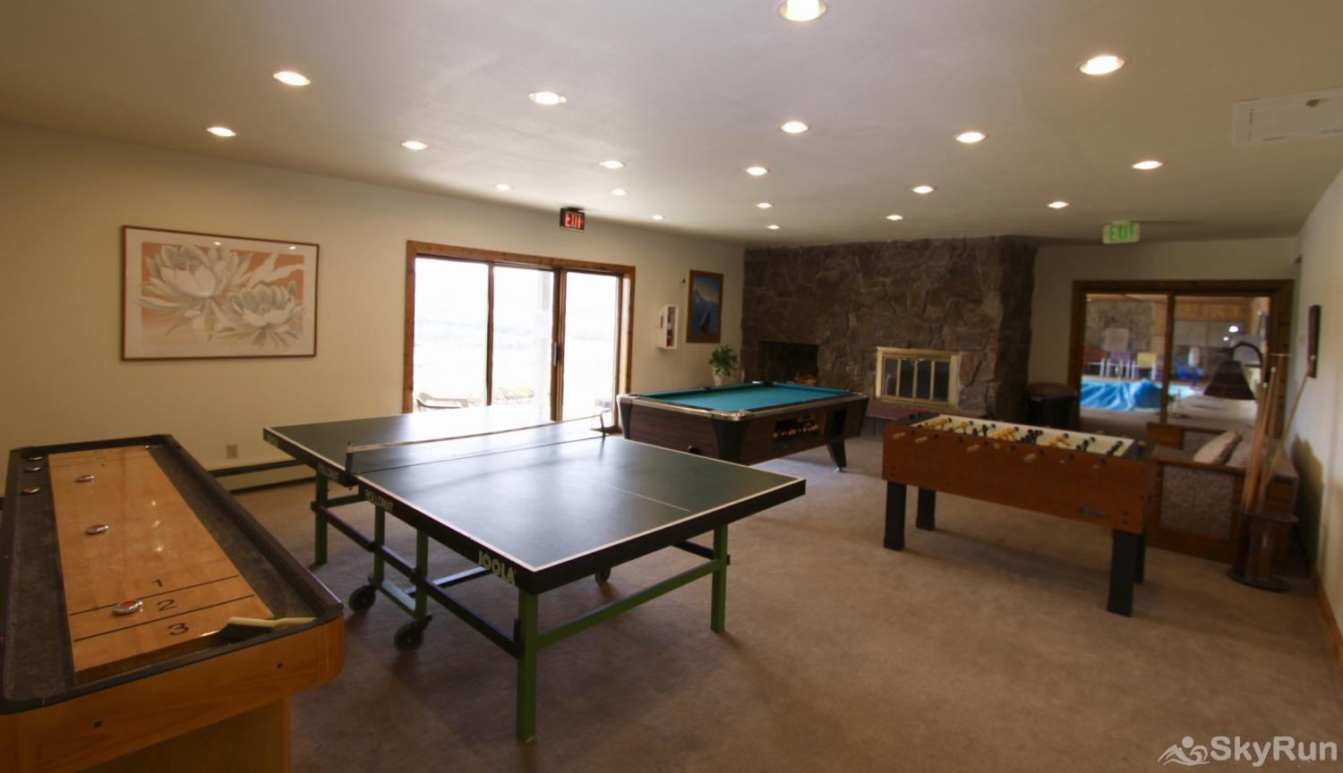 113AB WPTC - Cranmer Rd Common Game Room
