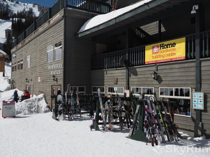 Apex Mountain Inn Double Loft Suite 401-402