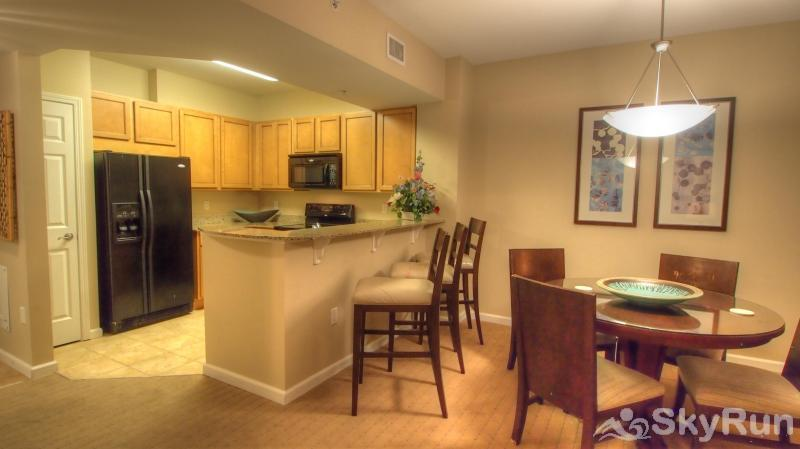 Destin Palms Dinning Room