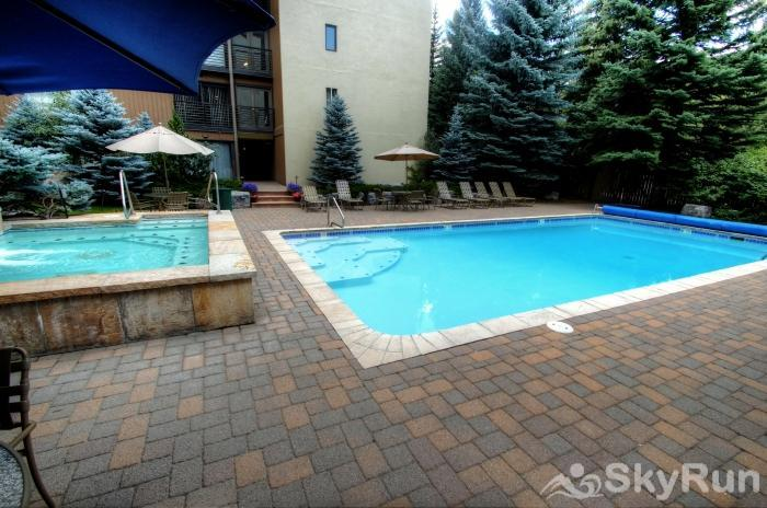 111 Vail International Great amenities!